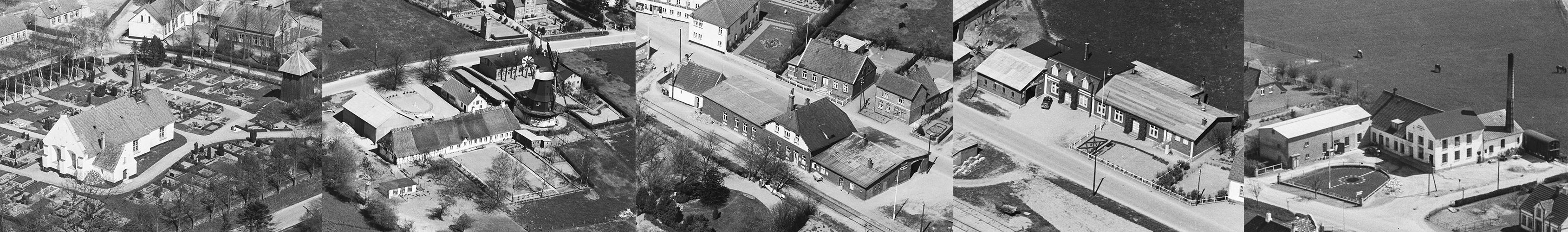 Lokalhistorisk Arkiv for Tandslet Sogn